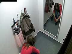 Amateur, Beautiful, Czech, Teen, Beauty, Changing room