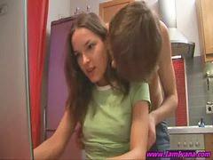 Teen, Lick, Teen getting, Nymphet, Slit, Teen licking