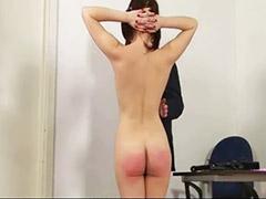 Teen brunette, Spanked by teacher, Teen couple, Asian toys, Asian spanking, Asian teacher