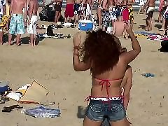 Mädchen strand, Strand mädchen