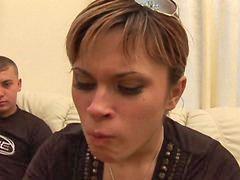 Filles ivres, Agresse, Fillette russe