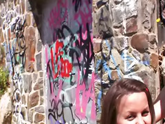 Teens deepthroat, Teen pov, Teen facials, Public blowjob, Teens swallow, All outdoor