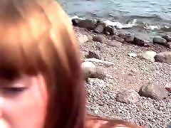 Playas publicas, Se la folla en la playa, Niña playa, Niña en la playa, Mamadas en la playa, Mamada en publico