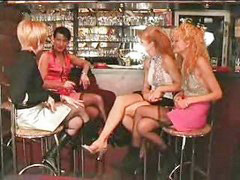 Reife gruppen, Reif blond brille, Blonde ,reife
