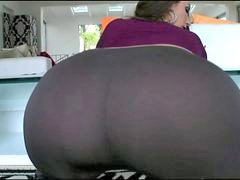 Big ass fuck, White girl, Pants, Tight pants, Tight girls, Tight pants‏