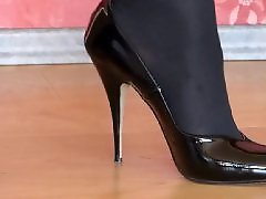 高跟 戀足, 高跟脚, 高跟丝袜, 足 丝袜, 足,丝袜, 恋足 丝袜