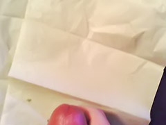 Amatoriale sborra, Sperma amatoriale, Sveltina, Masturbazione maschile