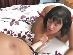 Lesbian anal, Anal, Lesbian strap on, Asian lesbian