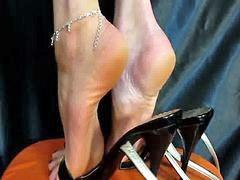 脚脚, 小脚y, 鞋, 性感