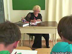 Ученик учительницу, Два на два, Ученик, Зрелый