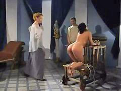 Caning, Mistress caning, Caned, Kyra, Slave mistress, Mistresses slave