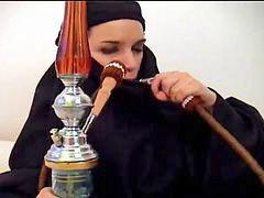 Мусульманку трахают, Арабы мусульмане, Мусульманку трахают, Стройная, Арабка