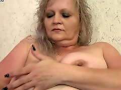 Plays boobs, Play boob, Play with boobs, Milfs playing, Milf with big boobs, Mature herself