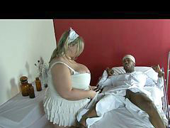 Chubby blonde, Pita, Takes bbc, Take bbc, Hospitality, D hospital