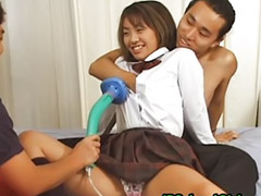 Japanese, Asian threesome, Asian japanese masturbation, Asian threesomes, Japan toy, Threesome toys