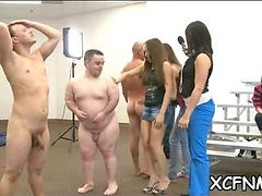Stroking, Guy strokes, Girls guy, Girl&guy, Girl girl guy, 2 guys 1 girl
