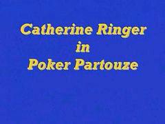 Vintage, Ringer, Catherine ringer, Catherin, N15