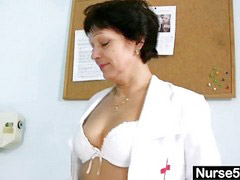 Nurse, Milf