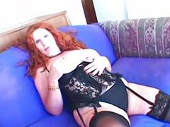 Madure vaginal, Coños maduros, Madura joven