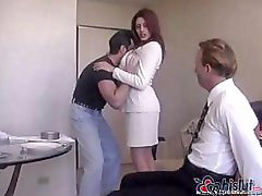 Wife, Watching, Raylene, Tied, Tied up