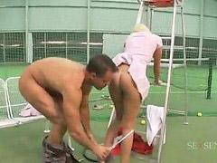 Jucatoare de tenis