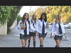 School, Orgy, School girl, School orgy, Schools girls, Schools girl