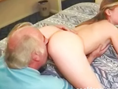 Teen, Old man, Old, Teen getting, Teen old, Teen fuck
