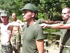 Schwul bestraft, Bestrafen männer, Schwul bestrafen, Militär
