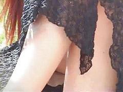 Upskirt, Panties