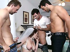 Try to fuck her, Todays, Wedness, Wedding fuck, Ramon -gay, Jamed deen