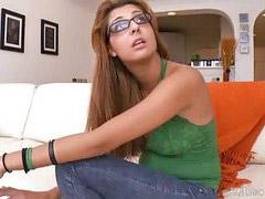 สาวแว่น