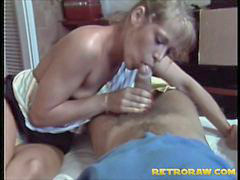 Foursome, Foursomes, Retro blowjobs, Foursom, Retro blowjob, Foursome