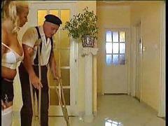 Alman yaşlı, Yaşlı ihtiyar erkek