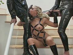 Wet dream, Two big cock, Withe big cock, Wet latex, Wet cocks, Latex wet