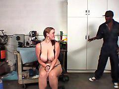 Beyaz zenci porno