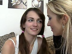 Milf, Lesbian, Teeny, Old and young, Young, Mature lesbians