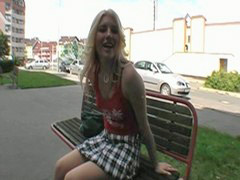 Public fuck, Public fucked, Public blonde, Pleasures, Sexy blonde, Sexy blond