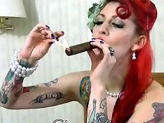 Redheads masturbate, Redhead smoking, Scarlett w, Smoking masturbating, Cigars, Smoking masturbation