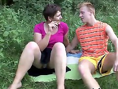 Young outdoor, Young old sex, Young and milf, Teenager sex, Milf outdoors, Outdoor milf