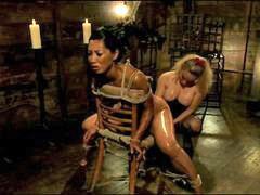 Nipples, Tied, Nipple, Tied nipple, Slave tied, Slave milk