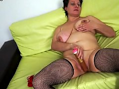 Milf stockings masturbation, Milf housewife, Matures horny, Mature, horny, Mature herself, Mature amateur masturbation