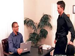 Blowjobs office, Big cock blowjob, Gay blowjobs, Office anal, Big cock anal, Sex office