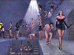 Я жени и, Мистресс т, Клеймение рабынь, Рабы рабыней, Клеймят рабов, Клеймление раба