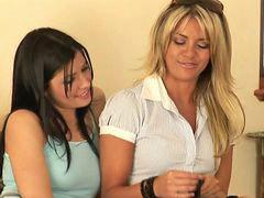 Vio, Lesbianas amorosas, Lesbiana