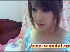 Asian, Scandal, Asian teen, Beautiful, Teen