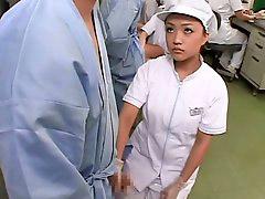 Ausschnitt, Arbeiterin, Kondom, Bei der arbeit