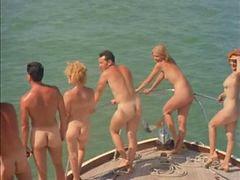 Campamentos, Nudista, Nudistas, Clásico