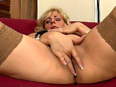 Moms, Blonde mom, Milf, Mature