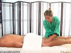 Massage, Ass, Sag, Massages, Lia, Massaged