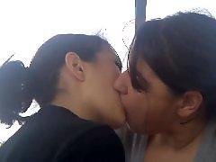 قبلات مثليات, سحاقيات مثلية تقبيل تقبيل, قبلات, تقبيل